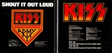 Kiss : Destroyer : gatefold inside