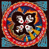 Kiss : Rock and Roll Over : insert sticker