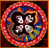 Kiss : Rock and Roll Over : back