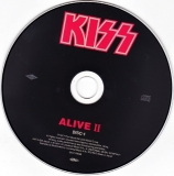 Kiss : Alive II [Live] [2CD] : CD1