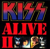 Kiss : Alive II [Live] [2CD] : front