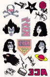 Kiss : Alive II [Live] [2CD] : insert tattoo front