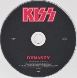 Kiss : Dynasty : CD