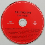 Holiday, Billie - Lady In Satin, CD