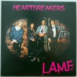 Thunders, Johnny + The Heartbreakers - L.A.M.F. - The Lost '77 Mixes, Front cover