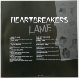 Thunders, Johnny + The Heartbreakers - L.A.M.F. - The Lost '77 Mixes, Lyric book