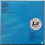 Ramones - Leave Home +16, Back cover