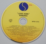 Ramones - Leave Home +16, CD
