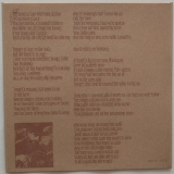 Led Zeppelin - IV (aka Zoso), Inner sleeve side B