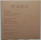 Led Zeppelin - IV (aka Zoso), Inner sleeve side A