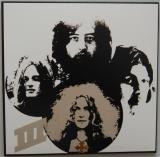 Led Zeppelin - III, Back cover