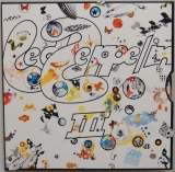 Led Zeppelin - III, Front Cover