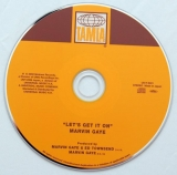 Gaye, Marvin - Let's Get It On (+2), CD