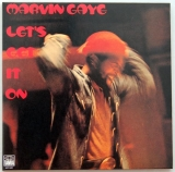 Gaye, Marvin - Let's Get It On (+2), Front cover