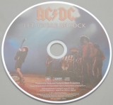 AC/DC - Let There Be Rock, CD