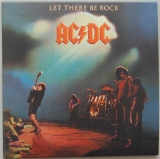 AC/DC - Let There Be Rock, Front Cover
