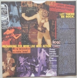 AC/DC - Let There Be Rock, Inner sleeve side A