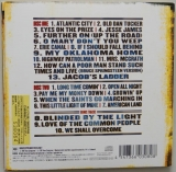 Springsteen, Bruce (Whit the Sessions Band) - Live in Dublin, Back cover