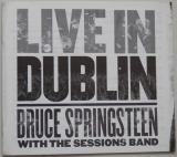 Springsteen, Bruce (Whit the Sessions Band) - Live in Dublin, Lyric book