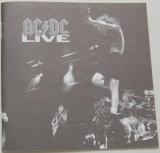 AC/DC - Live, Lyric book