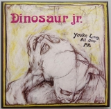 Dinosaur Jr. - You�re Living All Over Me, Front cover
