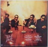 Metallica - Load, Back cover