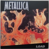 Metallica - Load, Front Cover