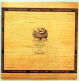 Jefferson Airplane - Long John Silver, Back cover
