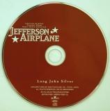 Jefferson Airplane - Long John Silver, CD
