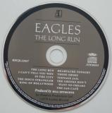 Eagles - The Long Run, CD