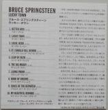 Springsteen, Bruce - Lucky Town, Lyric book