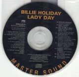 Holiday, Billie - Lady Day,