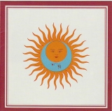 King Crimson - Larks' Tongues In Aspic, Press Cuttings Booklet Cover