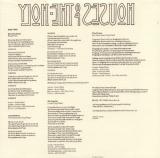 Led Zeppelin - Houses Of The Holy , innersleeve 2