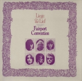 Fairport Convention : Liege And Lief +10 : First cover front