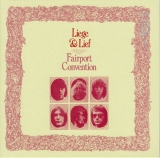 Fairport Convention : Liege And Lief +10 : Second cover front