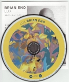Eno, Brian : Lux : CD & Japanese booklet