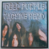 Deep Purple - Machine Head, Front cover