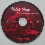 Uriah Heep - The Magician's Birthday (+9), CD