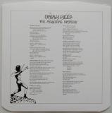 Uriah Heep - The Magician's Birthday (+9), Inner sleeve side A