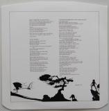 Uriah Heep - The Magician's Birthday (+9), Inner sleeve side B