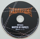 Metallica - Master of Puppets, CD
