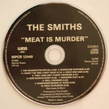 Smiths (The) - Meat Is Murder, CD