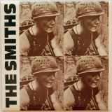 Smiths (The) - Meat Is Murder, Front cover