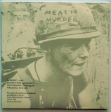 Smiths (The) - Meat Is Murder, inner sleeve A