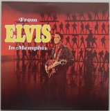 Presley, Elvis - From Elvis In Memphis, Front Cover