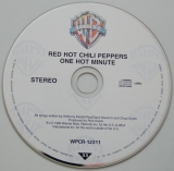 Red Hot Chili Peppers - One Hot Minute, CD