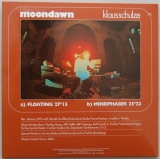 Schulze, Klaus - Moondawn, Back cover