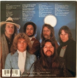Seger, Bob (& The Silver Bullet Band) - Night Moves, Back cover
