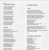 Drake, Nick - Made To Love Magic, Bilingual Lyric Sheet